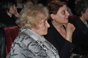 Петра Мечева–в публиката
